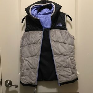 Reversible North Face Vest